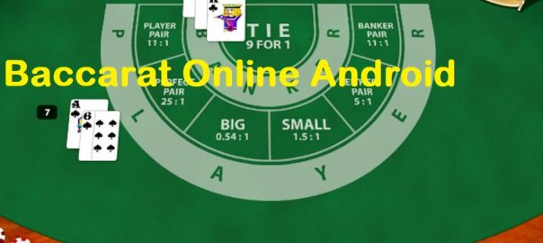 Kiat Menang Baccarat Online